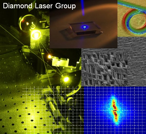 Diamond Laser Group